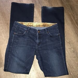27 rich and skinny blue jean boot cut